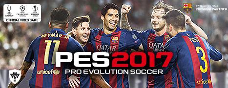 Pro Evolution Soccer 2017 Kuyhaa